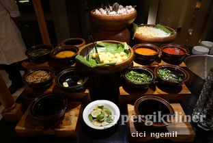 Foto review La Brasserie - Le Meridien Hotel oleh Sherlly Anatasia @cici_ngemil 14