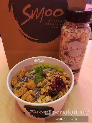 Foto 2 - Makanan di Smoo Bowls oleh William Wilz