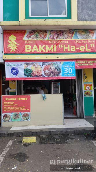 Foto Eksterior di Bakmi Mercon Ha - El