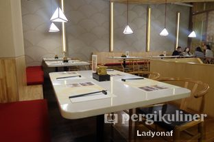 Foto 12 - Interior di En Japanese Dining oleh Ladyonaf @placetogoandeat