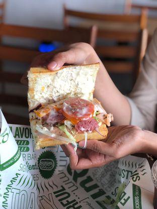Foto 4 - Makanan di Quiznos oleh @makantinggalmakan