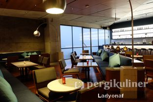 Foto 5 - Interior di Sea Grain Restaurant & Bar - Double Tree by Hilton Hotel Jakarta oleh Ladyonaf @placetogoandeat