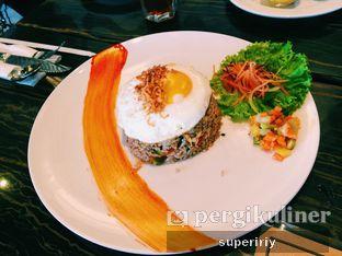 Foto 4 - Makanan(flaming hot fried rice) di The Socialite Bistro & Lounge oleh @supeririy