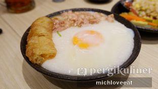 Foto 1 - Makanan di Bubur Hao Dang Jia oleh Mich Love Eat