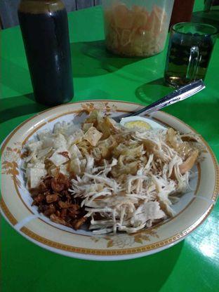 Foto - Makanan di Bubur Ayam Sundafa 89 oleh Tristo