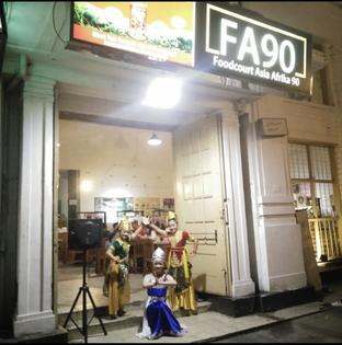 Foto review FA 90 oleh kulineran_koko 1