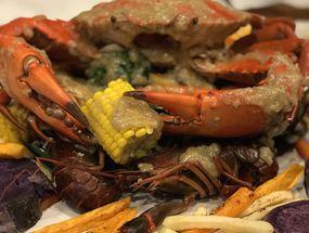 Foto Cut The Crab