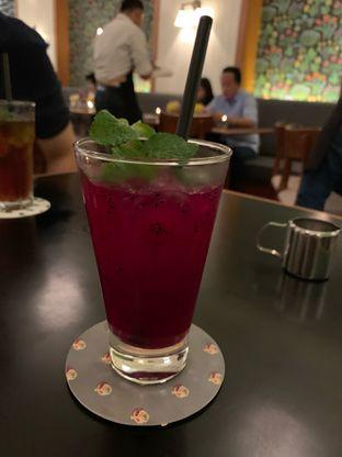 Foto 4 - Makanan(Dragonberry (Minuman Yang Dipermasalahkan)) di Benedict oleh soniavlnc