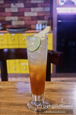 Foto 8 - Makanan(Ginger Soda) di Indoguna Gourmet oleh Shella Anastasia