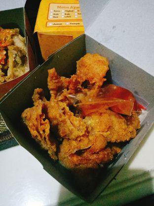 Foto 3 - Makanan(Kulit ayam krispi) di I Am Geprek Bensu oleh Ratu Aghnia