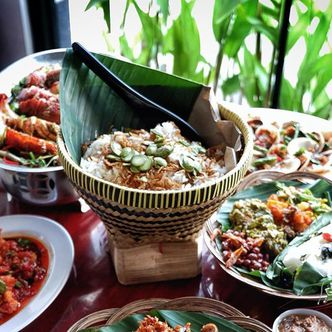 Foto Makanan di Bakoel Desa