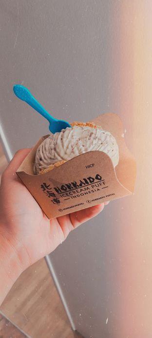 Foto - Makanan di Hokkaido Icecream Puff oleh Arya Irwansyah Amoré