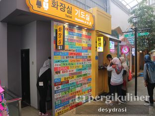 Foto 4 - Interior di Chingu Korean Fan Cafe oleh Desy Mustika