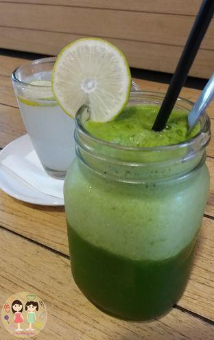 Foto 4 - Makanan(Healthy green juice) di Sunny Side Up oleh Jenny (@cici.adek.kuliner)