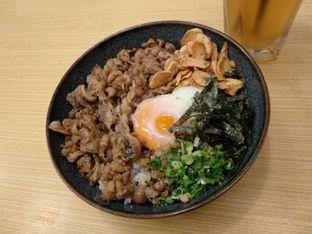 Foto 3 - Makanan(Gyuu-Niku Mazesoba (IDR 61k)) di Kabuto oleh Renodaneswara @caesarinodswr
