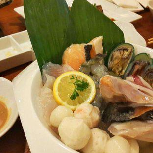 Foto 7 - Makanan(Seafood set) di Shabu - Shabu House oleh @stelmaris