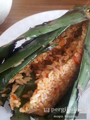 Foto 1 - Makanan(Nasi bakar seafood) di Gotri oleh maya hugeng