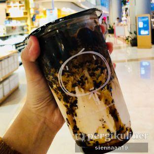 Foto 1 - Makanan(Dark Cocoa Cream Cheese) di Kamu Tea oleh Sienna Paramitha