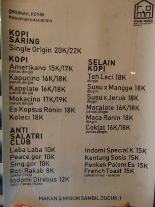 Foto 4 - Menu di Rumah Ronin oleh Kuliner Addict Bandung