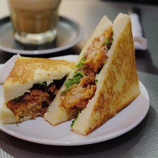 Foto 1 - Makanan di Sandwich Bakar oleh Reinard Barus