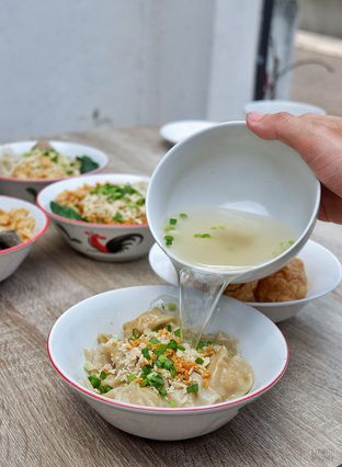 Foto 6 - Makanan di Bakmie Tjap Ayam oleh Mariane  Felicia