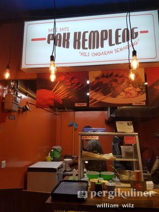 Foto review Sate Sapi Pak Kempleng oleh William Wilz 2