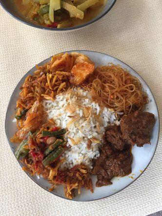 Foto Makanan di Nasi Uduk Aceh 77