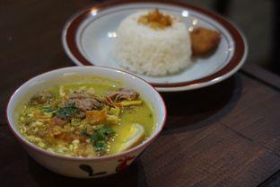Foto 4 - Makanan(Nasi Soto Kwali Pisah) di Warunk Selaras oleh Fadhlur Rohman