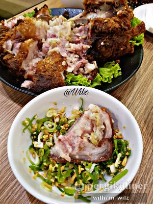 Foto 2 - Makanan di Jin Mu Dumpling Restaurant oleh William Wilz