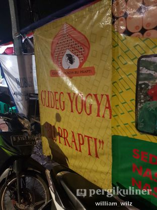Foto 2 - Eksterior di Gudeg Yogya Bu Prapti oleh William Wilz