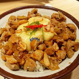 Foto 1 - Makanan(Tori Cheese Teppan) di Gyu Jin Teppan oleh duocicip