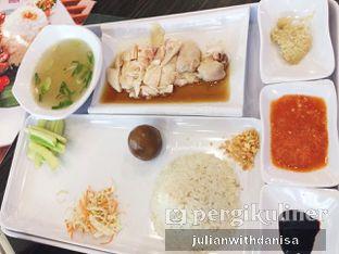 Foto - Makanan(Set Nasi Hainam Ayam Steam) di Eaton Bakery and Restaurant oleh Julian with danisa