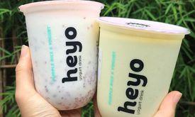 Heyo Rice X Yogurt