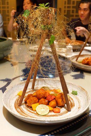 Foto review Li Feng - Mandarin Oriental Hotel oleh IG : FOODTRAVELID  6