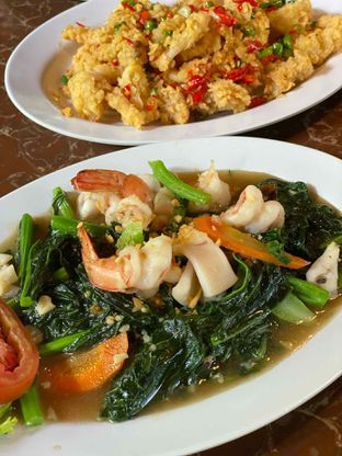 Foto 2 - Makanan di Taman Santap Rumah Kayu oleh Jeljel