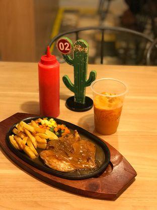 Foto review Fiesta Steak oleh yudistira ishak abrar 6