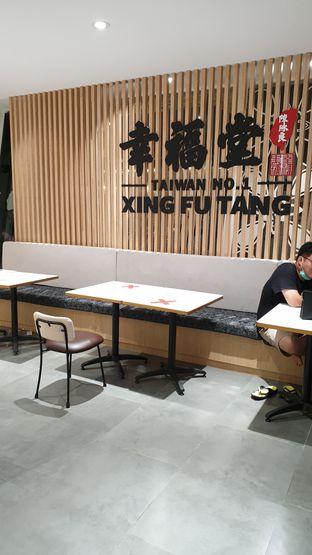 Foto review Xing Fu Tang oleh ig: @andriselly  2