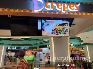 Foto review D'Crepes oleh JC Wen 5