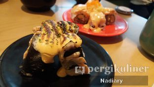 Foto 1 - Makanan(Fuji Roll) di Sushi Tei oleh Nadia Sumana Putri