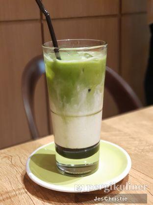 Foto 2 - Makanan(Kyoto Matcha Latte) di Lewis & Carroll Tea oleh JC Wen
