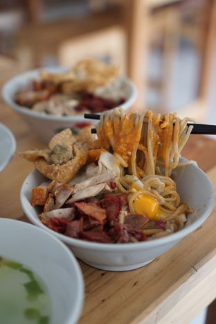 Foto - Makanan di Pangsit Mie Palu oleh @Sibungbung