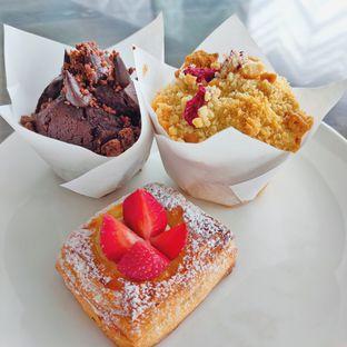 Foto 1 - Makanan di Fountain Lounge - Grand Hyatt oleh Aurora Viana