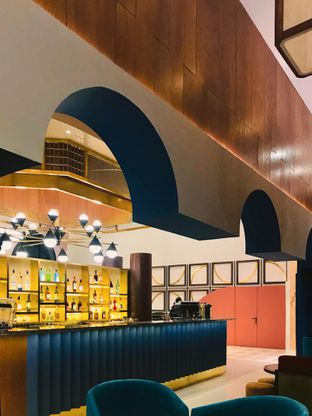 Foto 13 - Interior di Mare Nostrum - Grand Sahid Jaya Hotel oleh Margaretha Helena #Marufnbstory