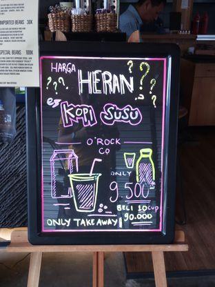 Foto 3 - Menu di O'Rock The Eatery and Coffee oleh Chris Chan