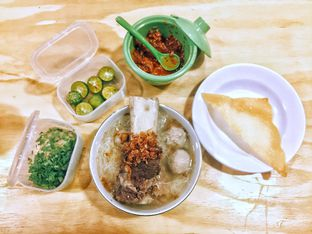 Foto 1 - Makanan di Bakso Iga Balungan oleh Astrid Huang | @biteandbrew
