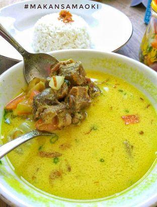 Foto 5 - Makanan di Kedai Soto Ibu Rahayu oleh @makansamaoki