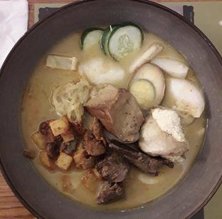 Foto 4 - Makanan di Sate Khas Senayan oleh inri cross