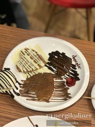 Foto 4 - Makanan(Single Pancake) di Chocola Cafe oleh Delavira