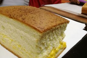 Foto Ojisan Cake