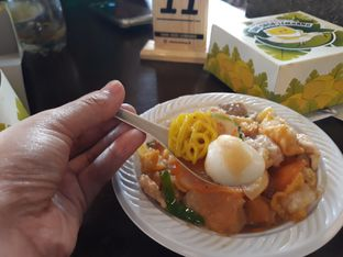 Foto 1 - Makanan di Serba Seblak Tahu Susu Lembang oleh Maissy  (@cici.adek.kuliner)